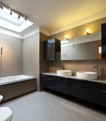 badkamerspiegel voorbeeld